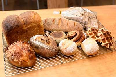 三日月家天然酵母パン